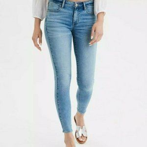 American Eagle Outfitters Light Wash Jegging Jeans